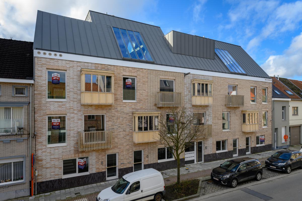 Appartementen Trinity Gent